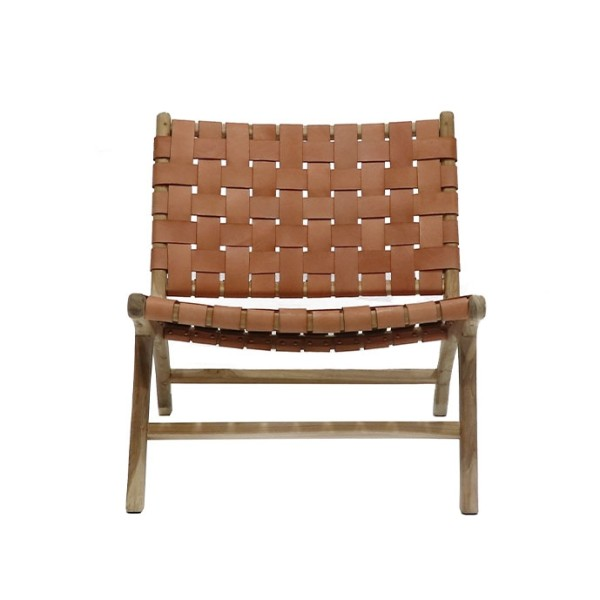 Hayes Low Chair - Tan