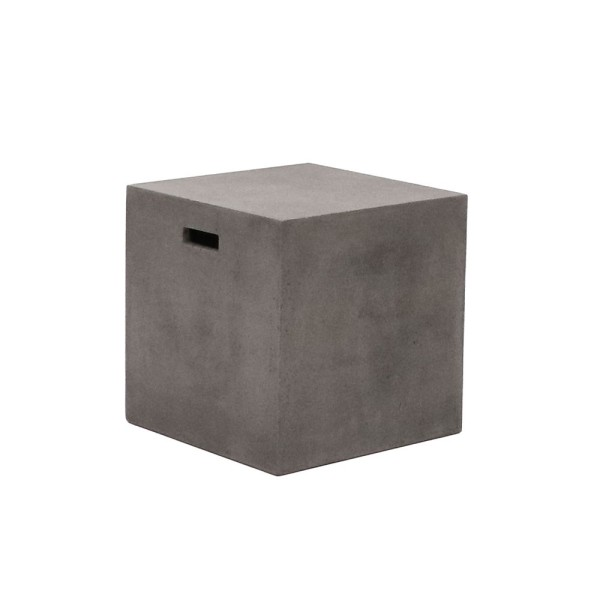 Concrete Cube Side Table / Stool - 45cm