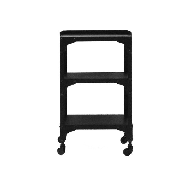 Bank Side Table - 3 Tier