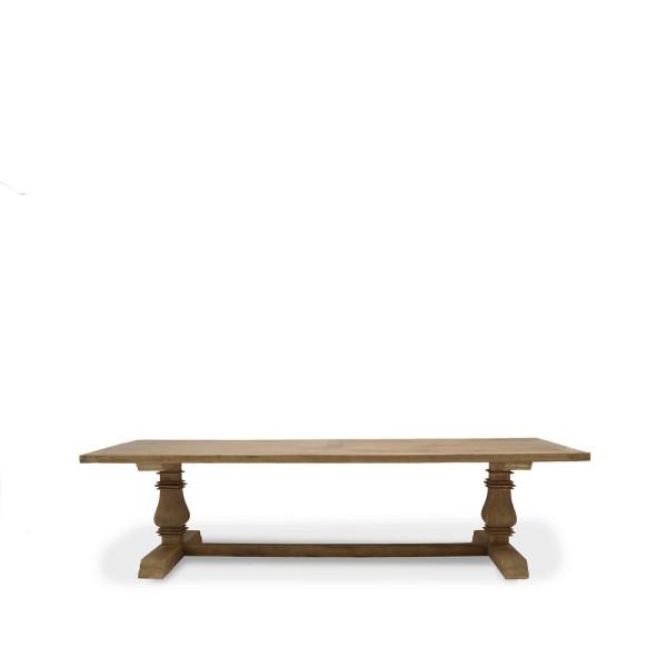 Mulhouse Elm Dining Table - 300cm