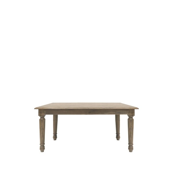 Cambridge Oak Dining Table 160cm