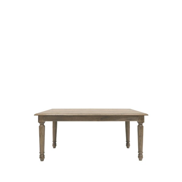 Cambridge Oak Dining Table 180cm