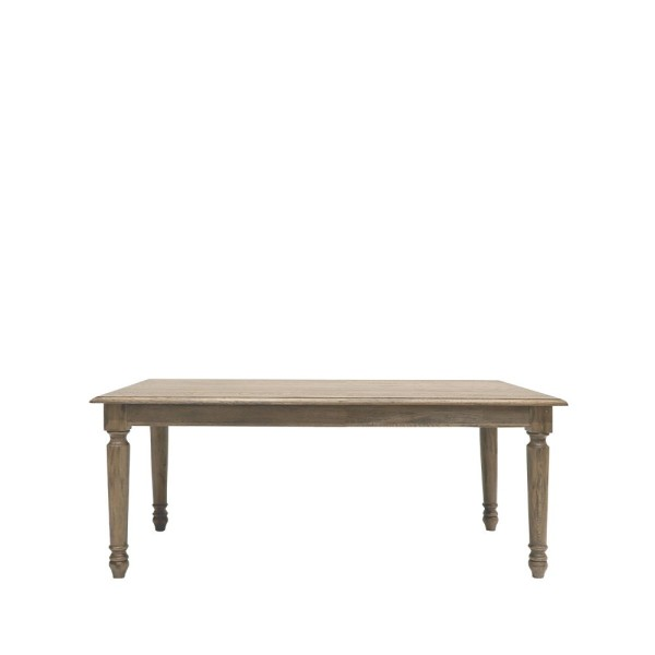 Cambridge Oak Dining Table 200cm