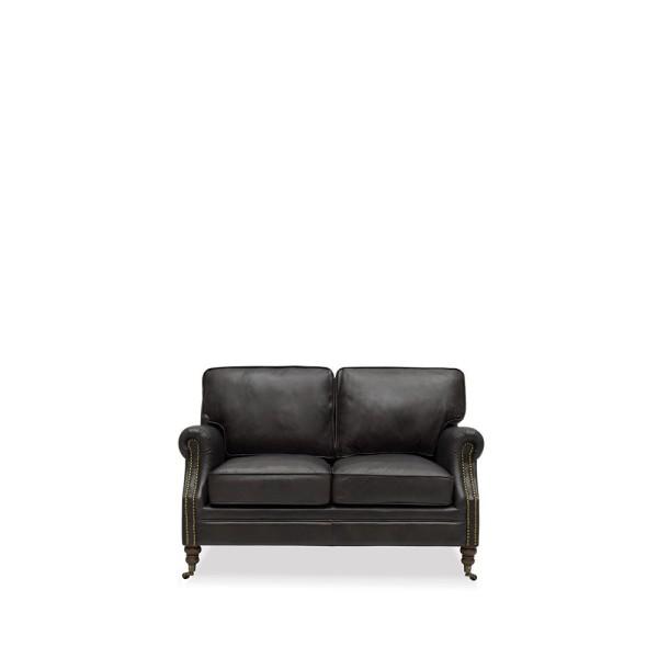Brunswick Sofa - 2 Seater, Aged Onyx