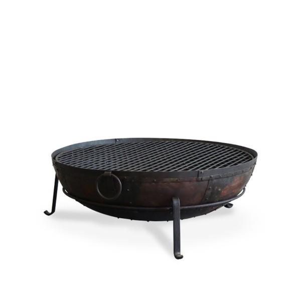 Sahar Fire Bowl Set  100cm