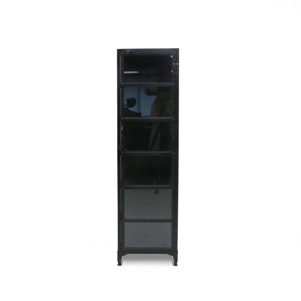 Bank Glass Display Cabinet - Tall