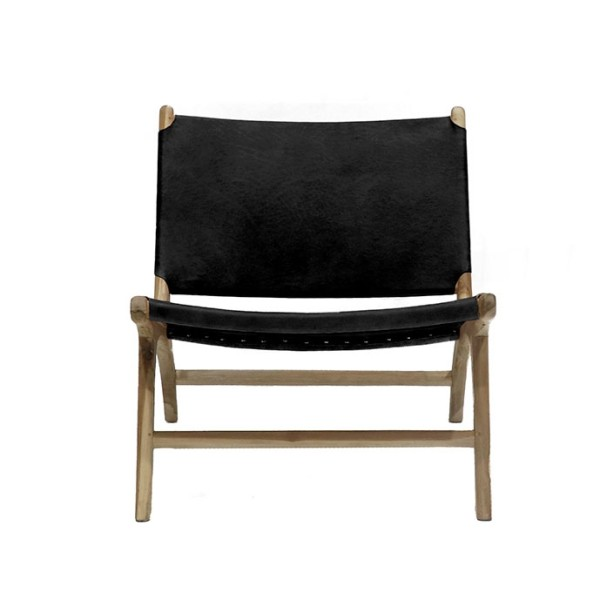 Hyde Low Chair - Black