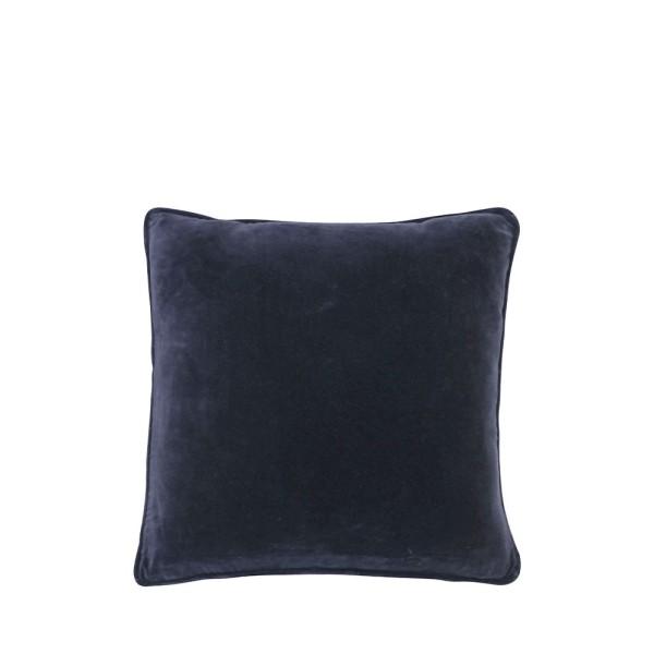 Reba Contrast Cushion - Navy