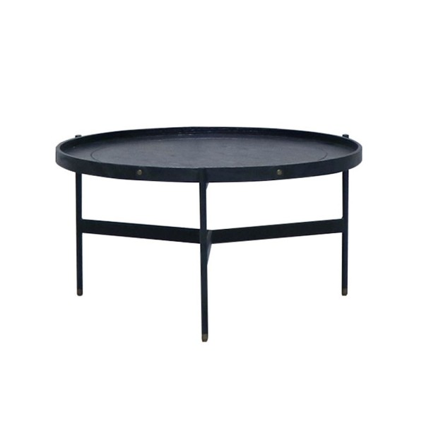 Haywood Coffee Table  - Black, Tall