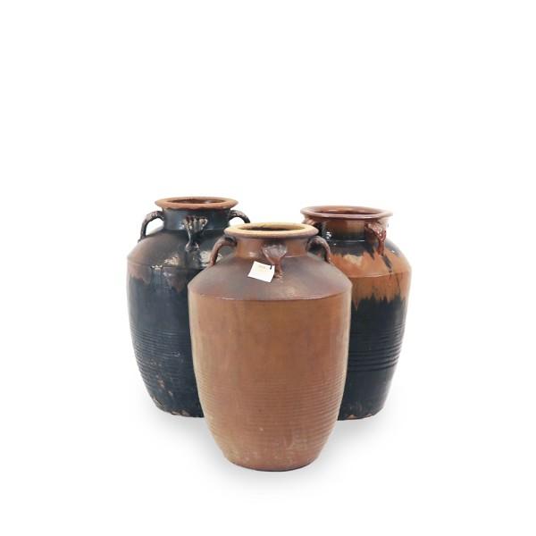 Original Glazed Pot - Large