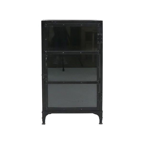 Bank Glass Cabinet - Short