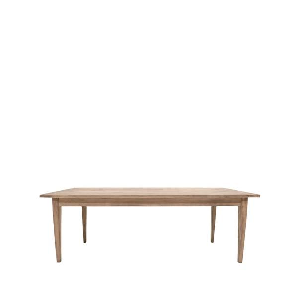 Basque Elm Dining Table - 260cm