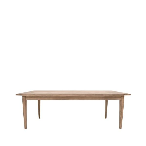 Basque Elm Dining Table - 300cm