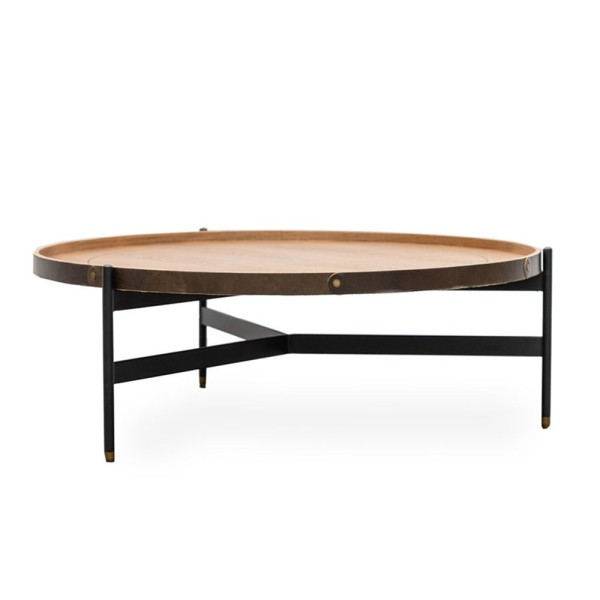 Haywood Coffee Table - Light Ash, Short