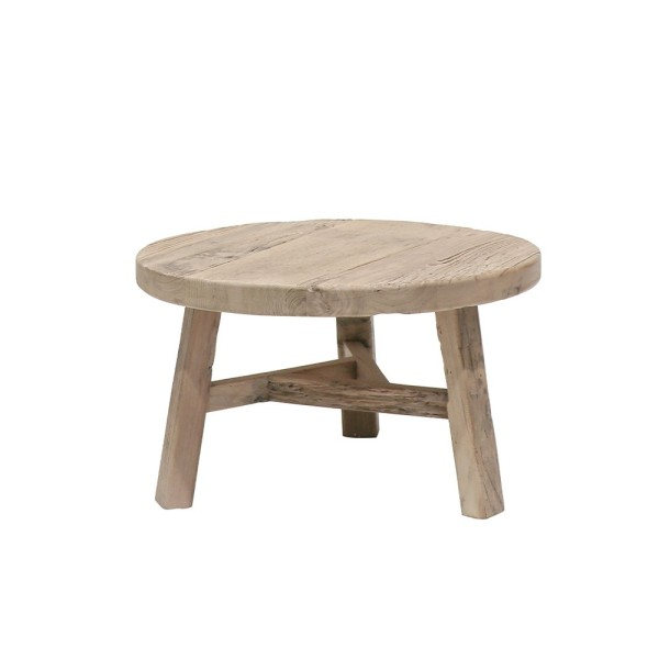 Parq Coffee Table - Low, Natural
