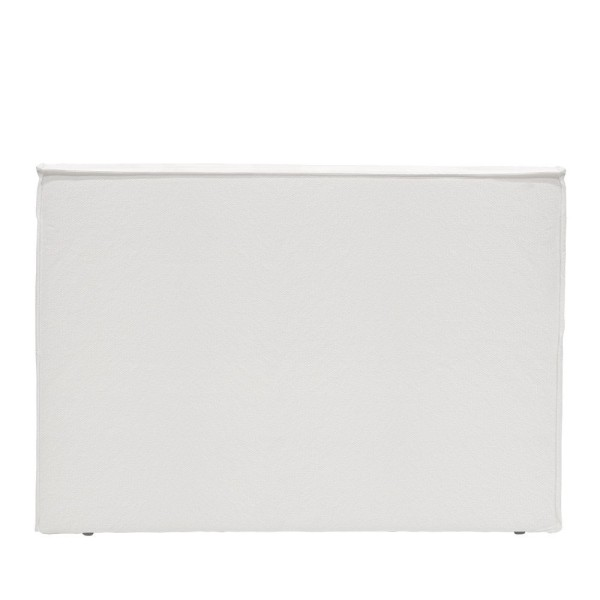 Keely Headboard King/Super King- White