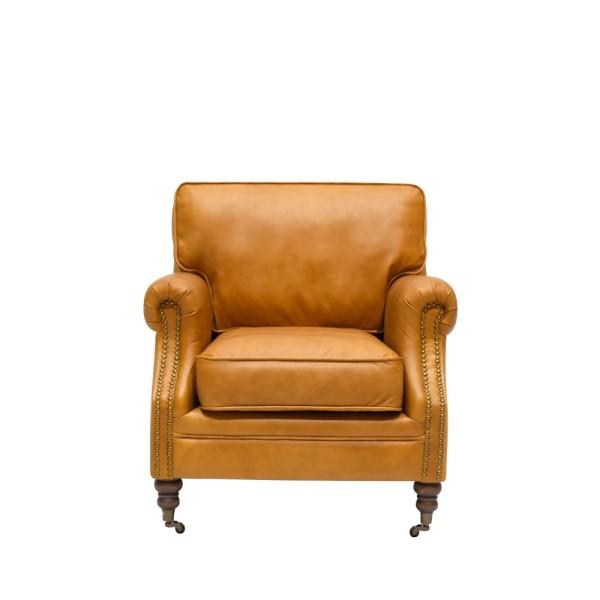 Brunswick Armchair - Chestnut