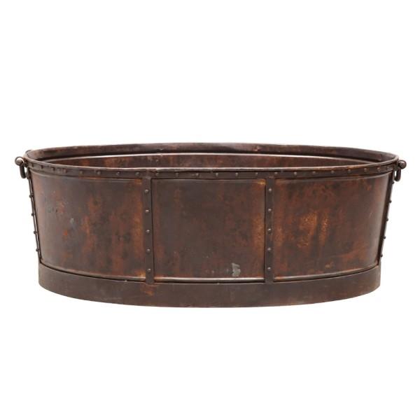 Original Rustic Tub Planter