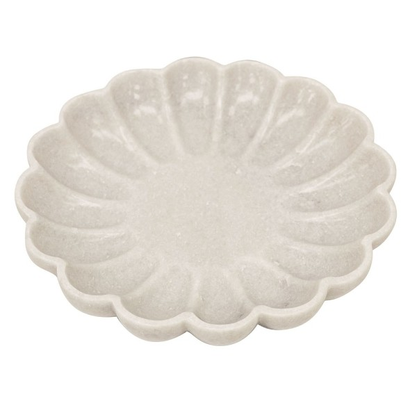 Flora Marble Dish - Large
