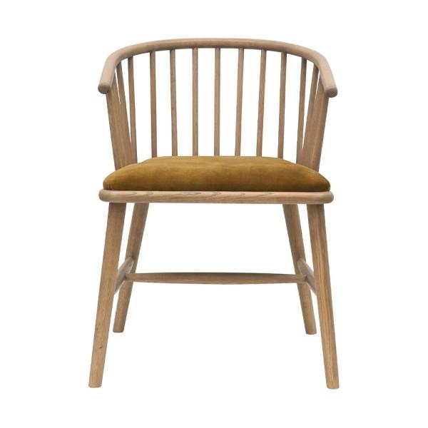 Ankara Dining Chair - Copper