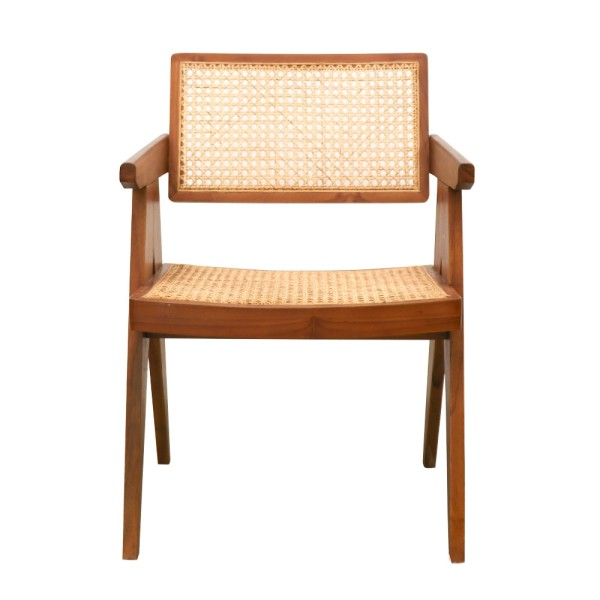 Crusoe Retreat Armchair - Natural