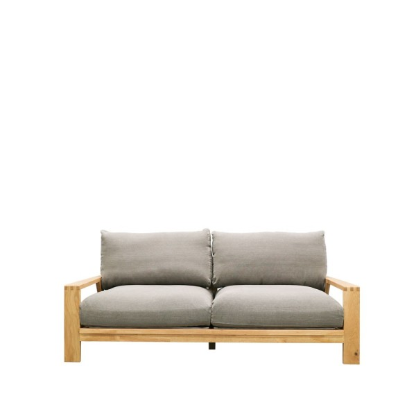 Cassel Sofa 3 Seater - Coastal Grey