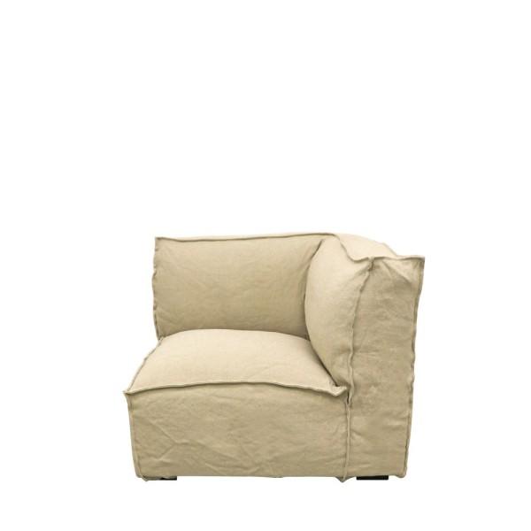 Maddox Modular Corner Sofa - Natural