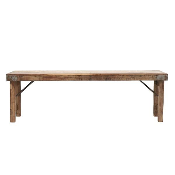 Original Wooden Bench