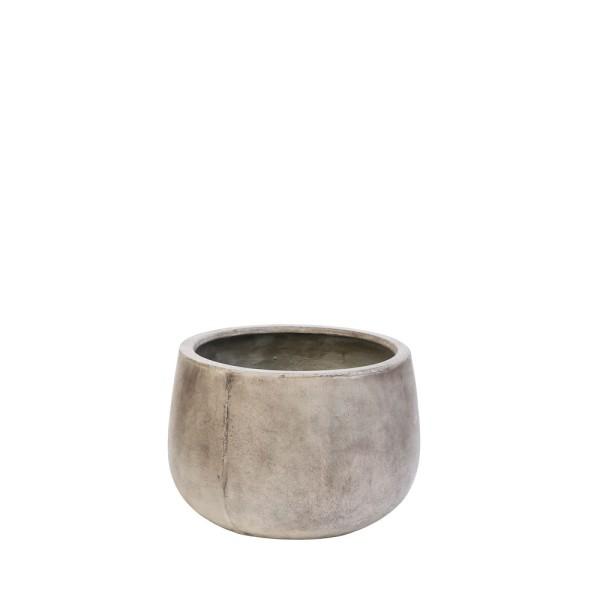 Ahuriri Weathered Cement Planter - Small