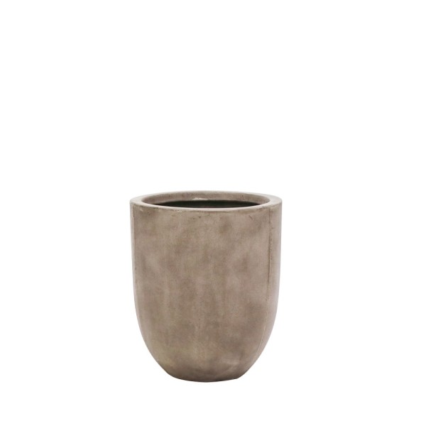 Mohaka Weathered Cement Planter - Small