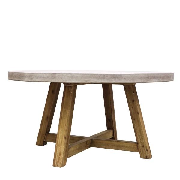 Nevada Outdoor Round Table - 150cm