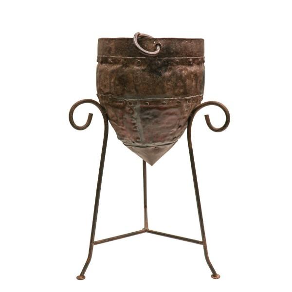 Original Recycled Iron Planter