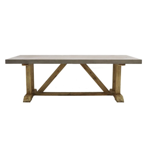 Lorenz Outdoor Dining Table - 220cm