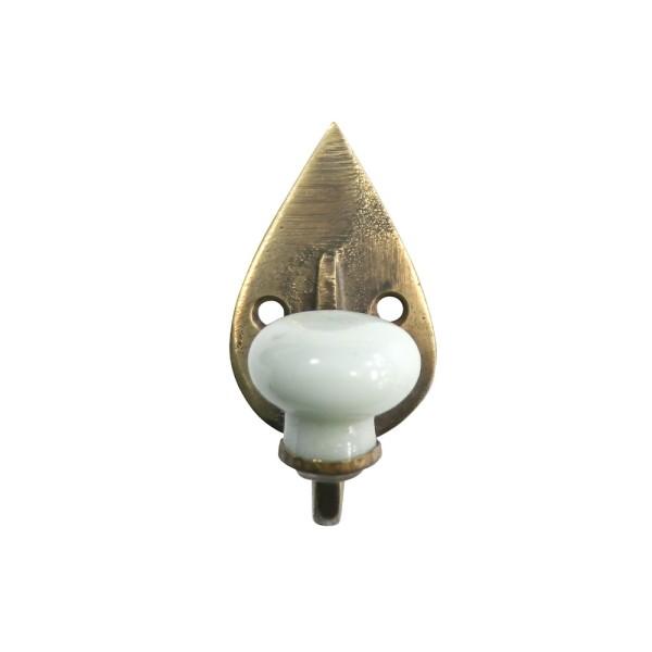 Bronze Pan Hook  Small