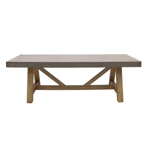Alorac Outdoor Dining Table  240cm