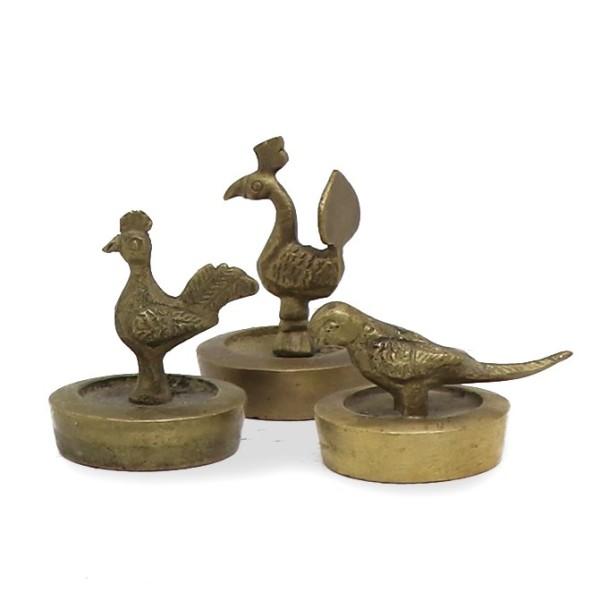 Original Brass Animal Paper Weight