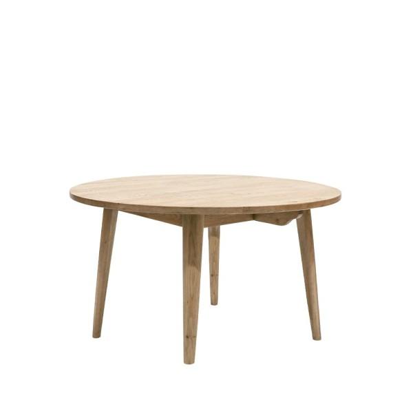 Vaasa Dining Table - 120cm, Round